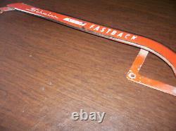 Schwinn Sunset Orange Fastback Stingray Original Paint Screen 5 Spd Chain Guard