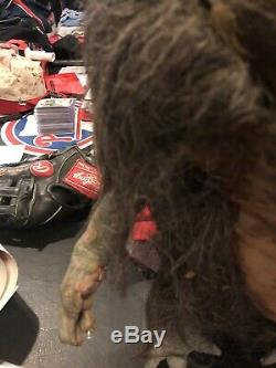 Screen Used Full Size Critter From Critters 2. Movie Prop