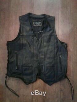 Screen Used TV Prop The Walking Dead Daryl Dixon Stunt Double Angel Wings Jacket