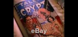 Screen Used Tales from the Crypt Art Comic book prop page cover