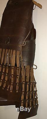 Screen Used The Last Samurai PRODUCTION ORIGINAL Warrior Armor Prop