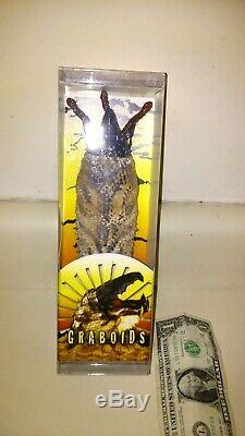 Screen used GRABOID ACTION FIGURE from the TREMORS/KEVIN BACON 2018 TV PILOT