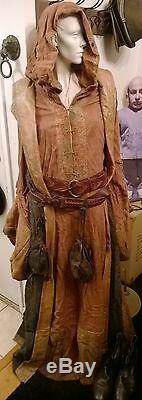Screen used Legend of the Seeker Bruce Spence Zeddicus Zu'l Zorander costume