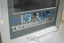 Screen used Terminator 2 Prop Arnold Schwarzenegger shirt