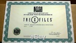 Screen used X Files Fox Mulder David Duchovny costume
