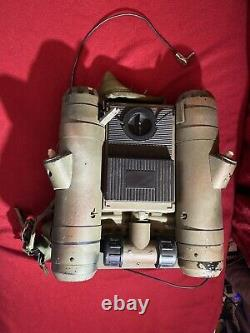Space Above And Beyond Screen Used Backpack Prop SAaB Alien Resurrection