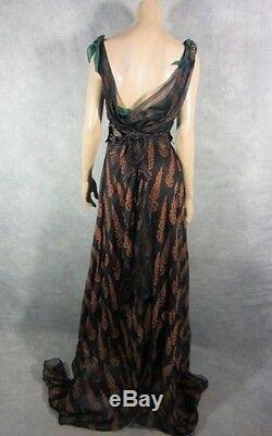 Spartacus Blood & Sand Prop Lucretia's Ep7 Screen Worn Used Gown Lucy Lawless