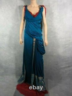 Spartacus Vengeance Prop Lucretia's Ep7 Screen Worn Used Gown Lucy Lawless Coa