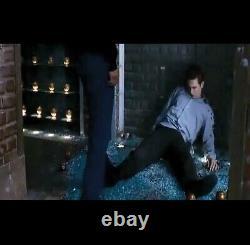 Spider Man 2002 Green Goblin (James Franco) Pumpkin Bomb Screen Used Prop With COA