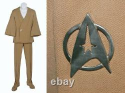 Star Trek The Motion Picture Collection of (5) hero Screen Used Costumes STMP