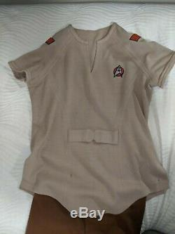 Star Trek The Motion Picture TMP Screen Used Class-B Starfleet Uniform Prop