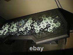 Star trek enterprise screen used alien console prop