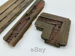 Stargate Movie 1994 Pyramid Ship Model Pieces Screen Used Prop With COA