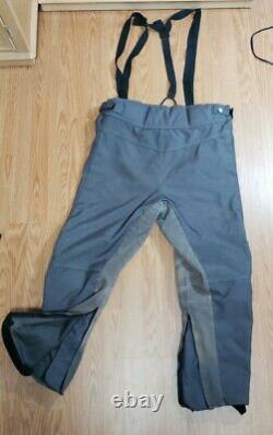 Starship Troopers Screen Used Pants suspenders prop Wardrobe mobile infantry