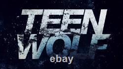 Teen Wolf (TV) Henri's Outfit Lachlan Buchanan Costume Screen Used Worn Prop COA