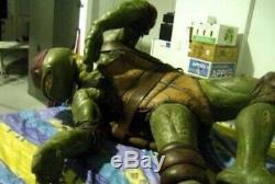 Teenage Mutant Ninja Turtle 3 (Donatellos shell) screen used