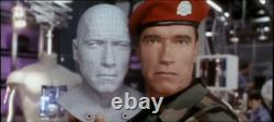 Terminator 3 Rise of the Machines Experimental T-101 Torso Screen Used Prop