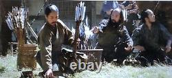 The Last Samurai Screen Used Prop Quiver & Warrior Arrows COA
