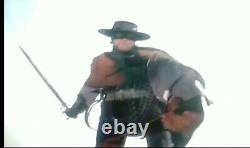 The Legend Of Zorro, screen used Hero Sword