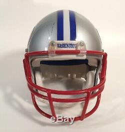 The Replacements SHANE FALCO Jersey/Helmet Keanu Reeves Hero Screen Used COA