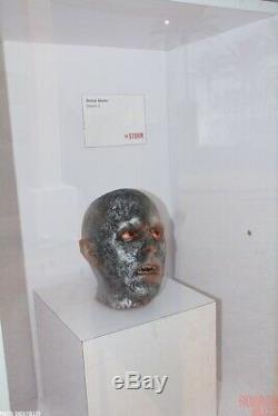 The Strain Screen Used Master Bolivar Strigoi Hero Head Vampire Prop FX COA