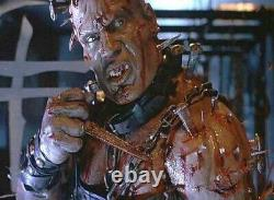Thirteen 13 Ghosts Hammer Screen Used Costume Nail & Chains Horror Prop withCOA
