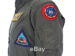 Top Gun'HOLLYWOODS' screen used flight suit costume worn by Whip Hubley