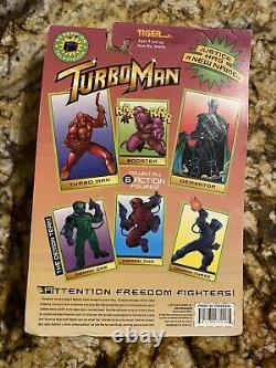 Turboman Dementor Screen Used Jingle All The Way Prop action figure