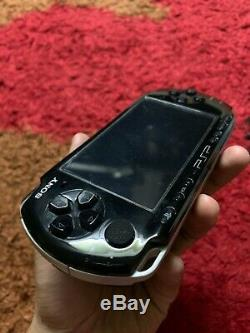 USED Sony PSP3000 32GB 100% ORIGINAL + FREE Screen Protector Case Games