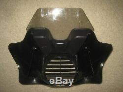 Vespa Original Driver Super Gordon Flyscreen Utah Stilmotor Cupolino Px