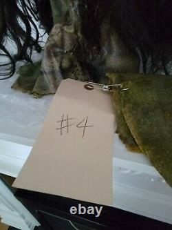 Zack Snyder's Army of the Dead Screen Used Full Head Mask with Hands! RARE